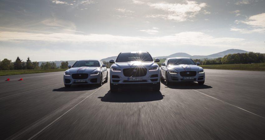 European Roadshow Jaguar